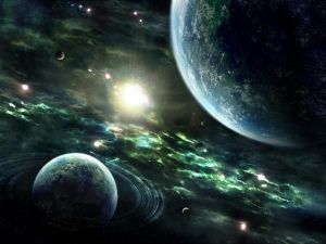 Guérir par la musique - planètes et waves